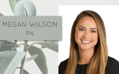 Meet Megan Wilson – RN